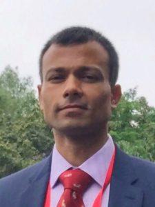 Mr B Roy Chaudhary